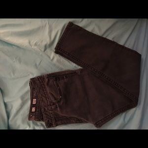 Black Miss Me Jeans